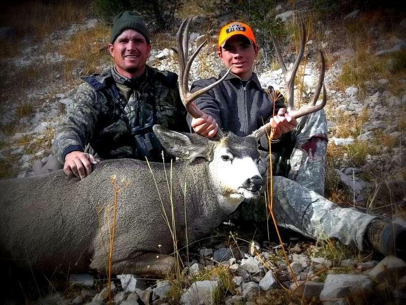Zeph Schulz and Son, Daniel Hunting.jpg