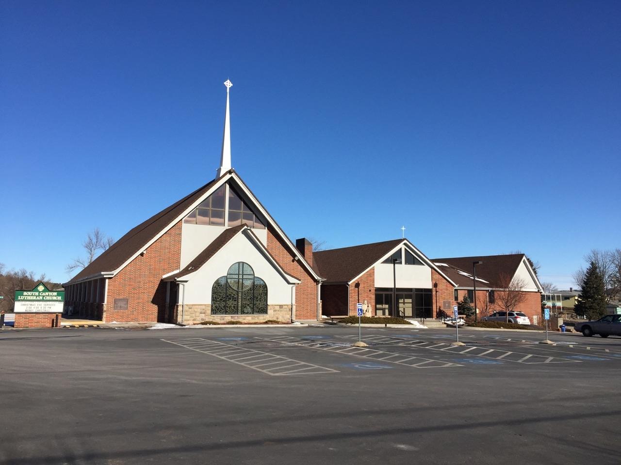 Welcome to   South Canyon Lutheran Church   & Friend-Ship  Preschool
