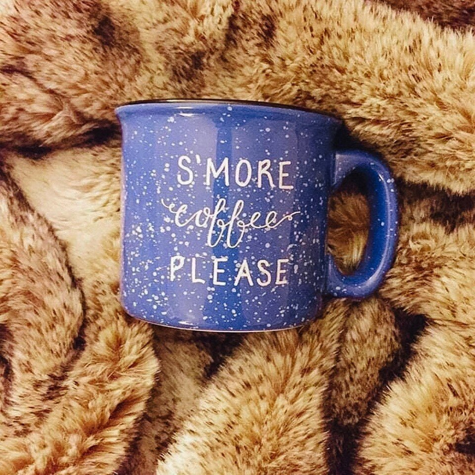 smore coffee please fall mug giveaway