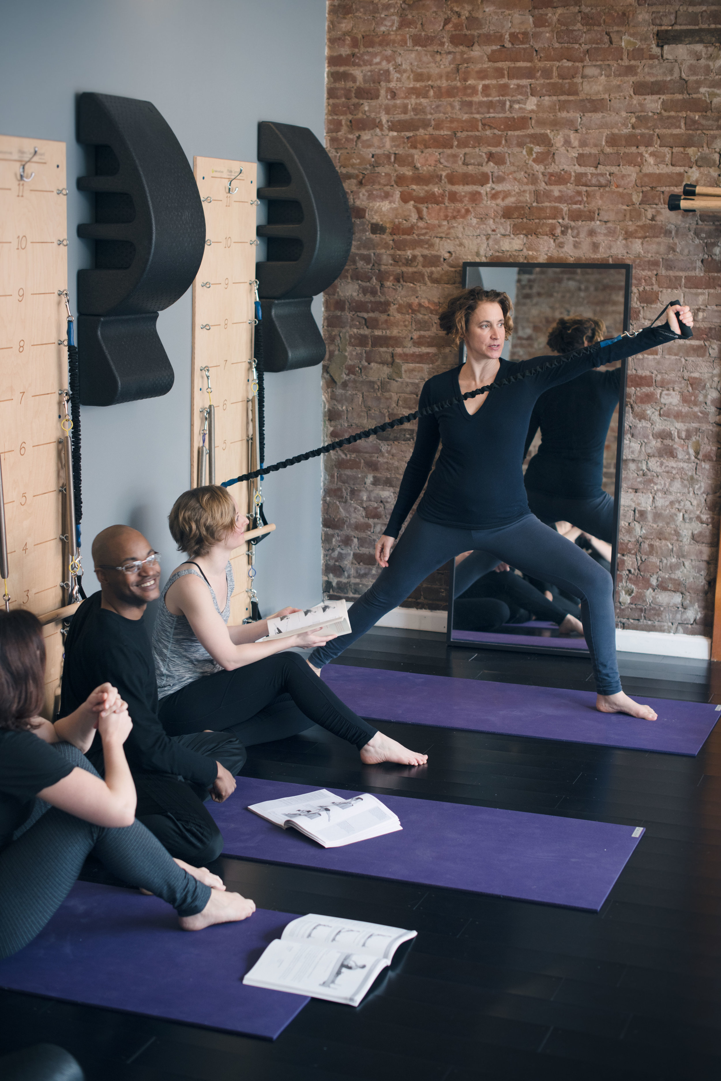 - JANUARY 25-26 FUNCTIONAL ANATOMYFEBRUARY 1-2 MAT IFEBRUARY 8-9 MAT II & BROOKLYN BARREFEBRUARY 29-MARCH 1 SPRINGBOARD & BROOKLYN BARREMARCH 14-15 REFORMER IMARCH 21-22 REFORMER IIAPRIL 4-5 REFORMER IIIAPRIL 25-26 CADILLAC AND ARC & BARRELSMAY 2-3 WUNDA CHAIR