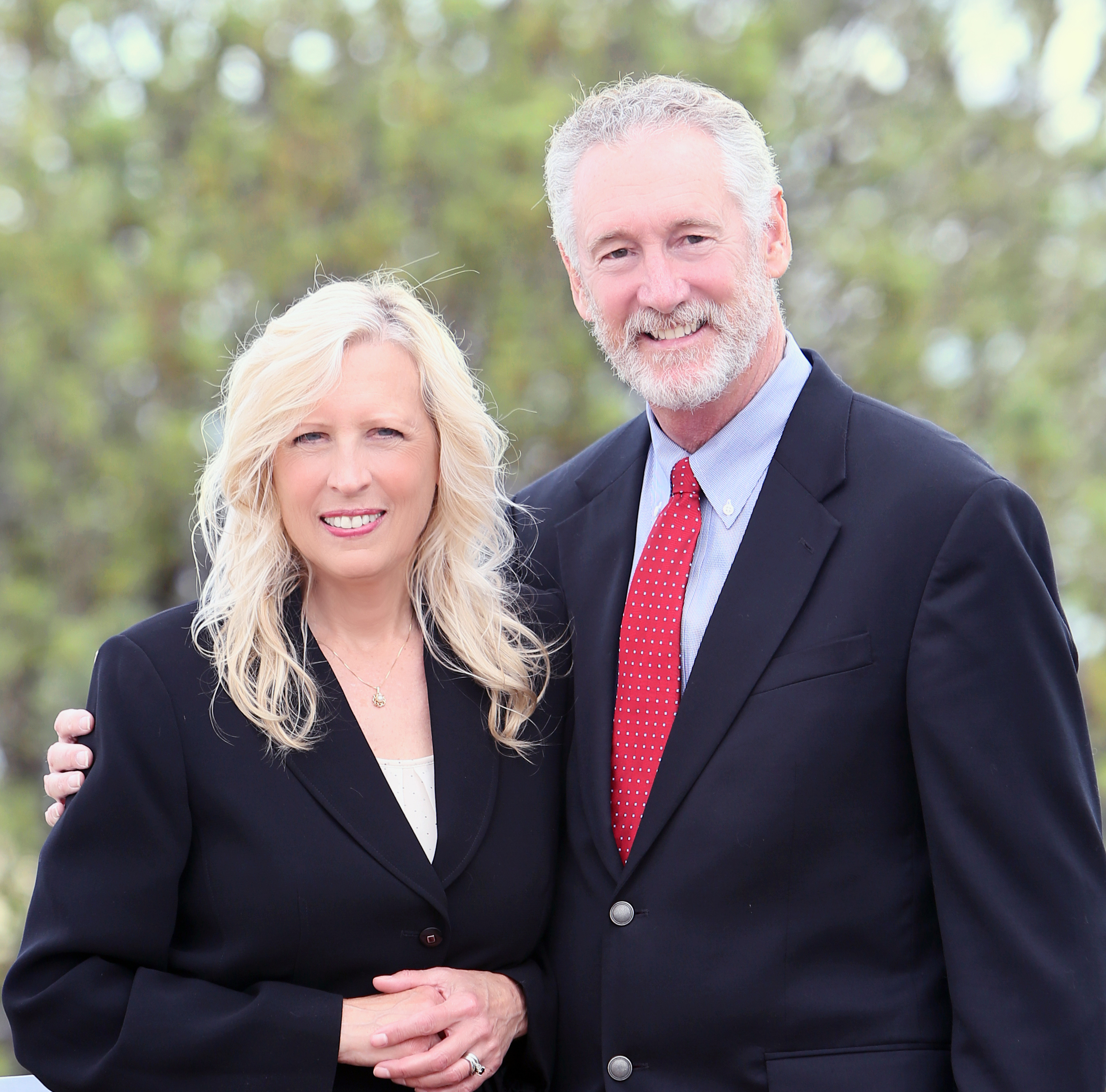 John M. Miller and Dr. Jenelle S. Miller, Husband and Wife Team