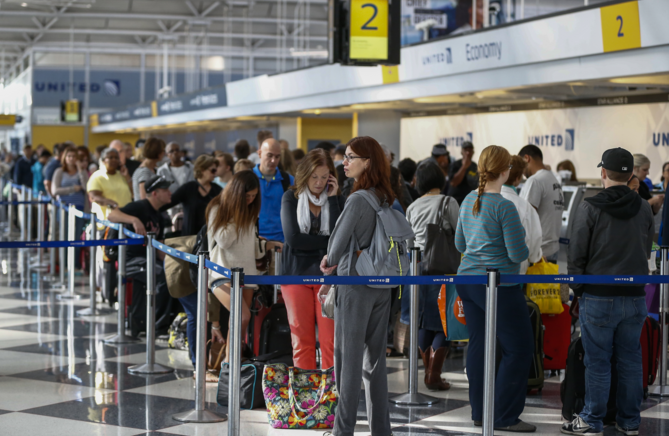 Avoid LONG LINES AND STRESS WITH TSA PRECHECK
