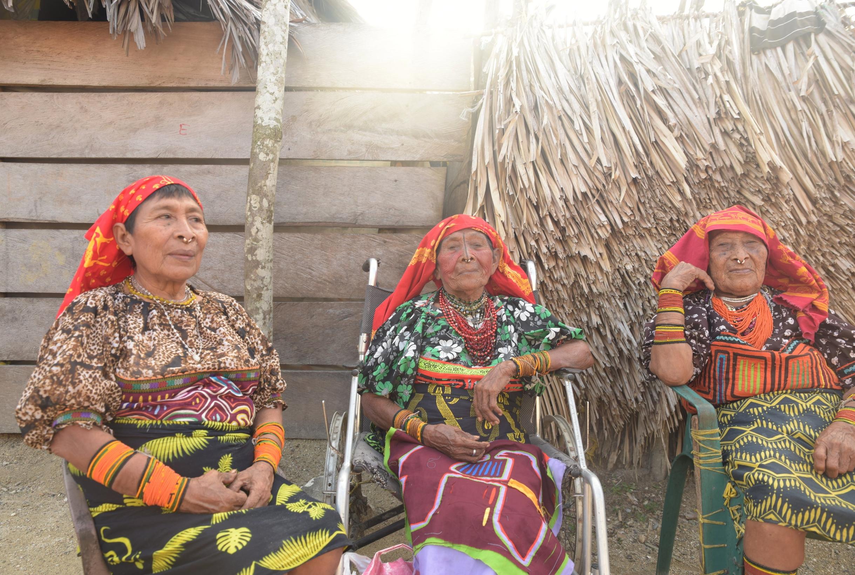 Kuna Indians, San Blas, Panama