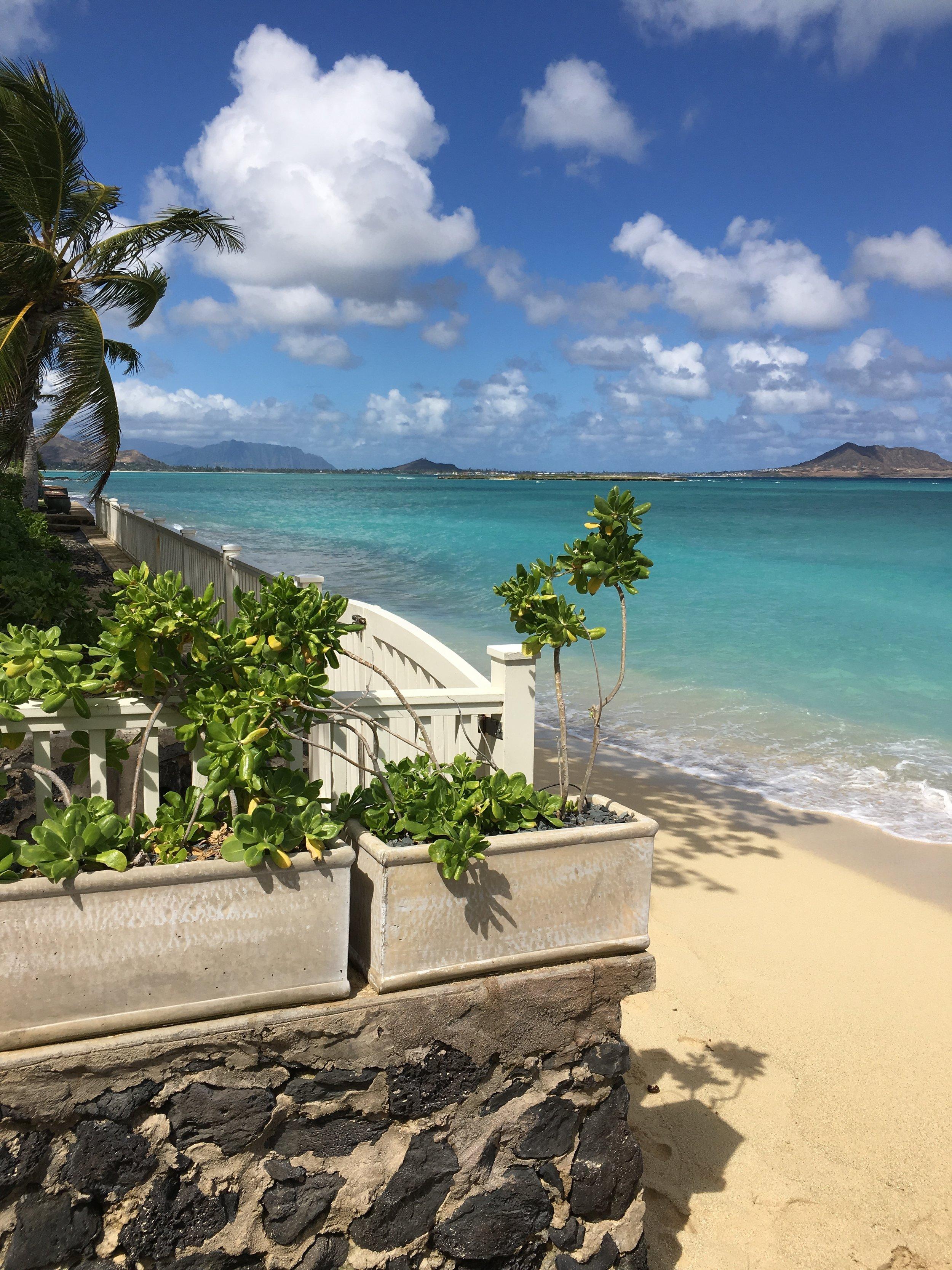 Lanikai, Oahu, Hawaii