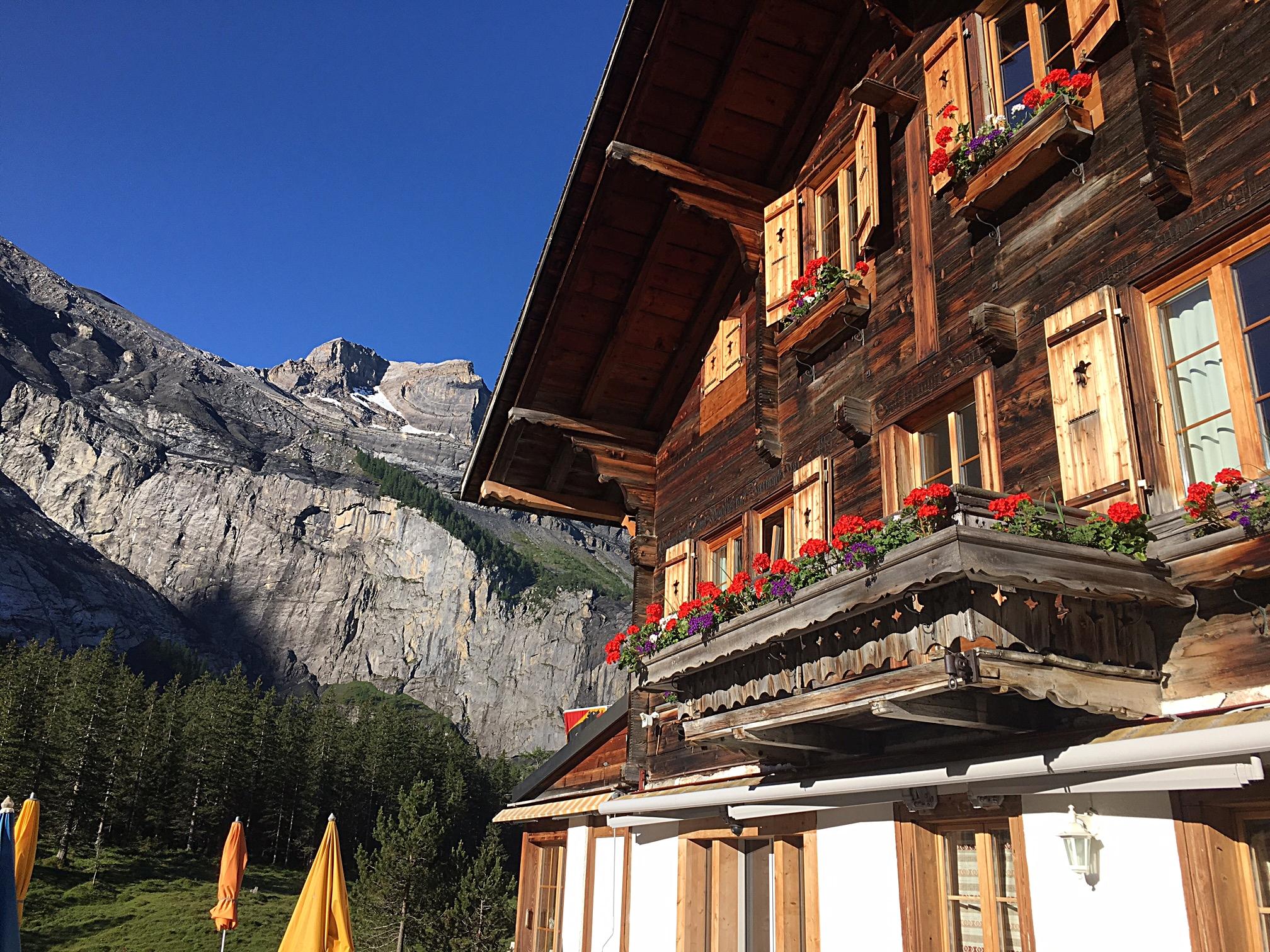 Jungrau Region, Swiss Alps