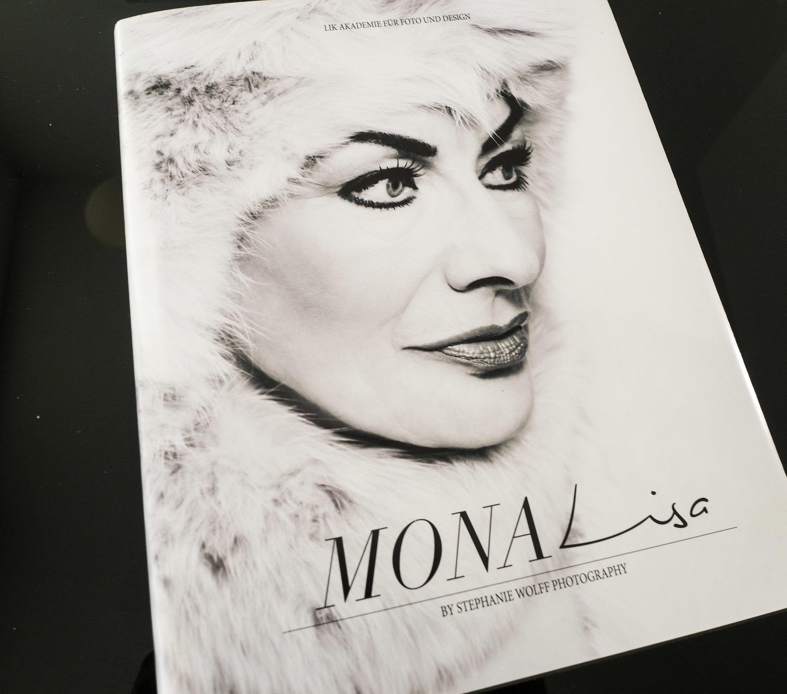 MONAlisa by Stephanie Wolff