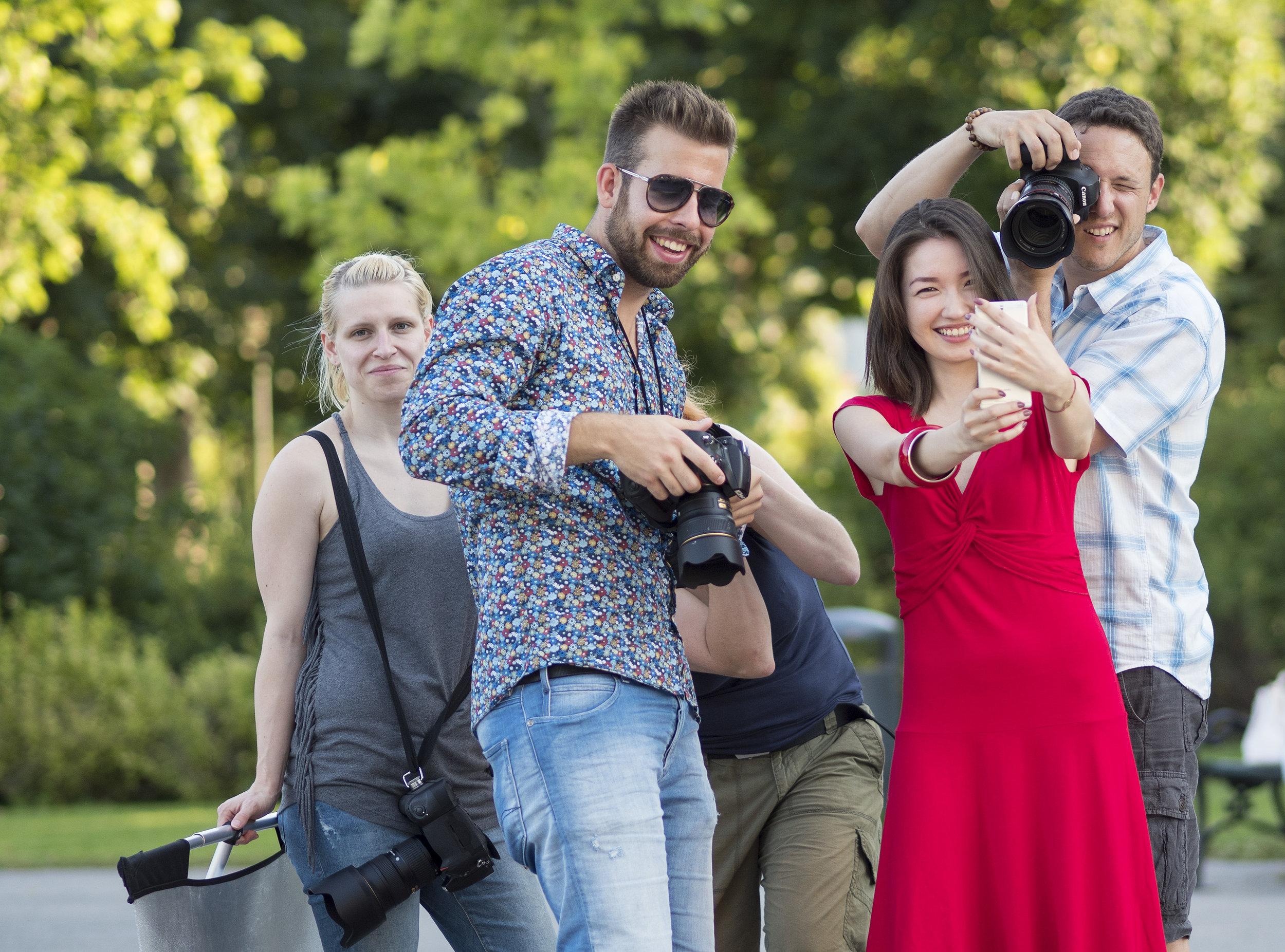 LIK Sommerakademie Fotografie - gemeinsam Freude an der Fotografie erleben
