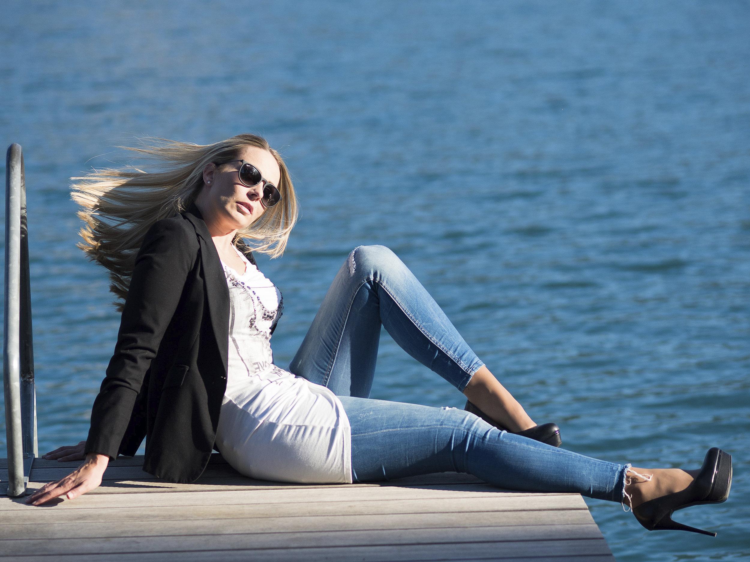 "Aktuelles Titelmodel der ""Kärntnerin"" Sandra Oswald by LIK Sommerakademie Fotografie"