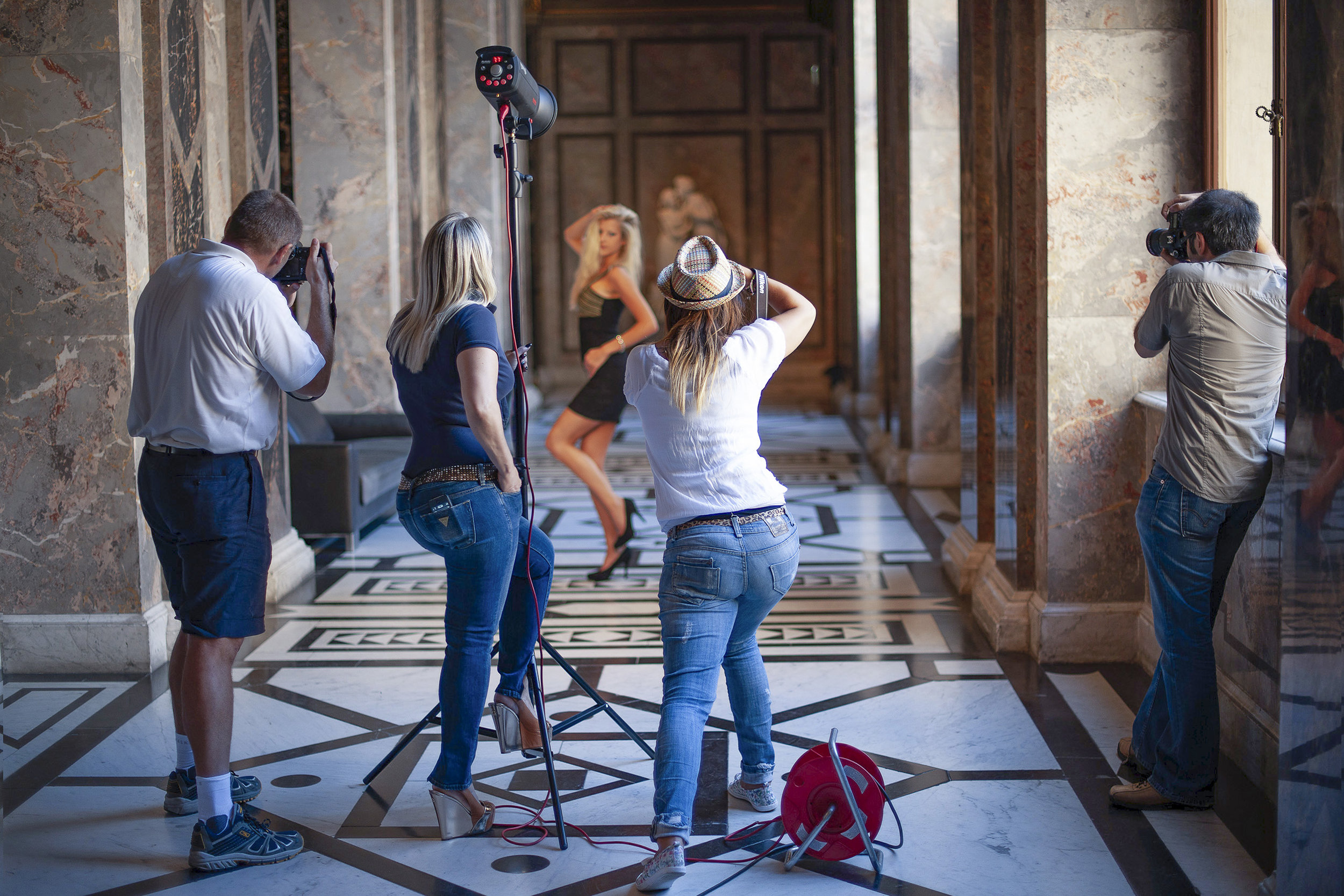 LIK Sommerakademie Fotografie im Kunsthistorischen Museum