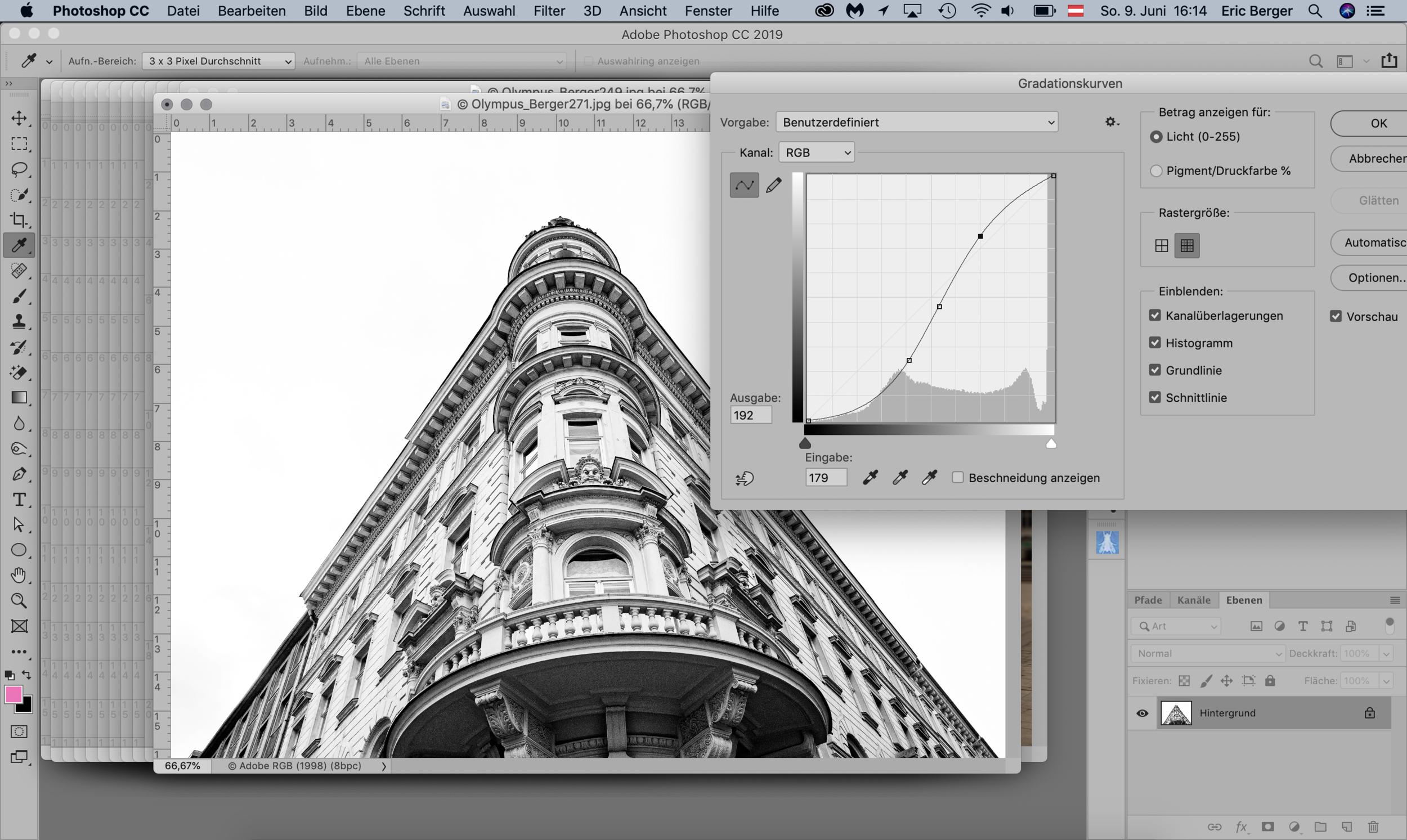 Adobe Photoshop CC lernen