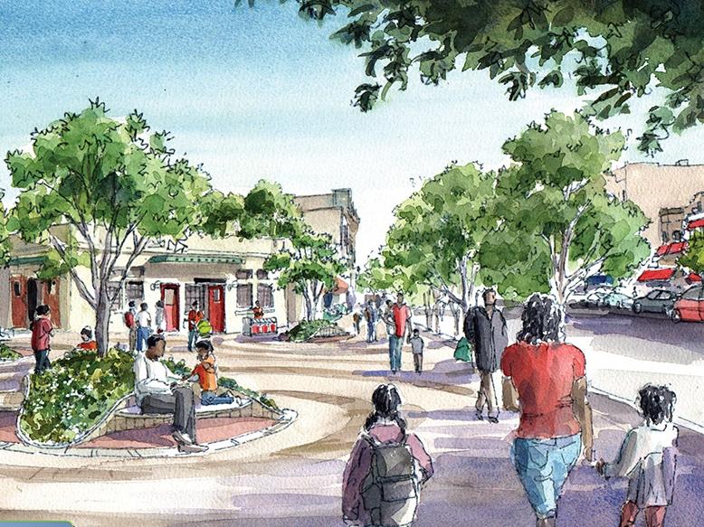 Parkside Plaza