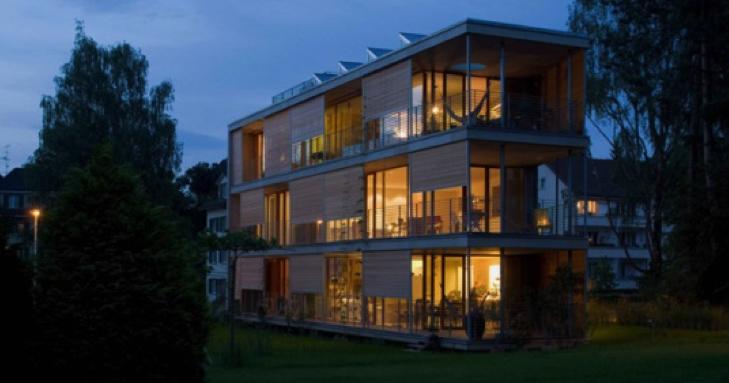 Architect: Halle 58 Architekten