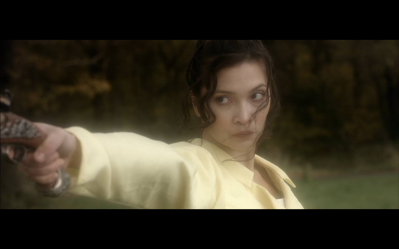 'The Duel'    Actress: Kristen Foster  Director: Nehir Glean   Makeup: Sarah Shaw   Hair: Adrianna Lumley