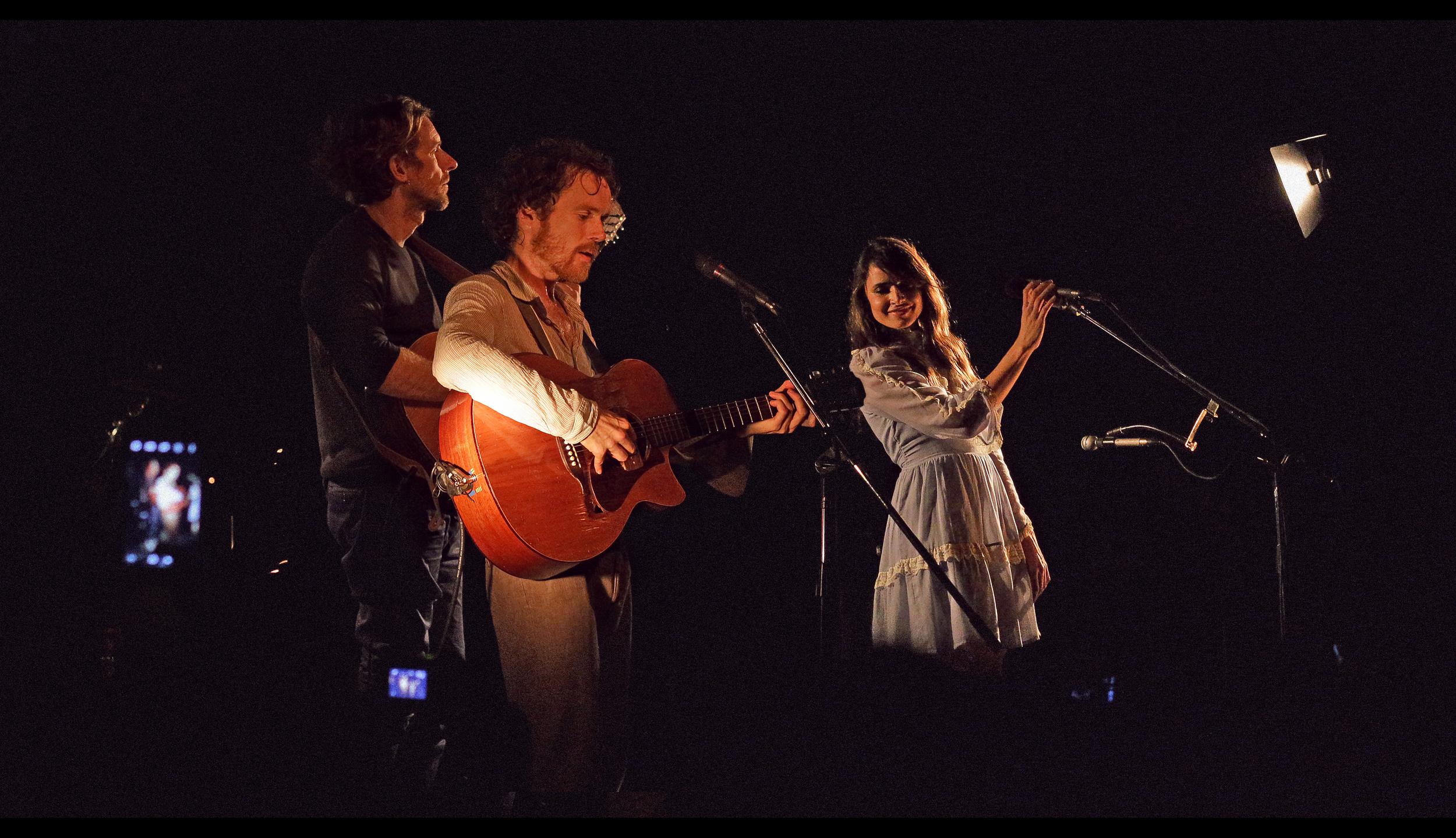 Damien Rice, Joel Shearer and Mia Maestro by Smerdiakov