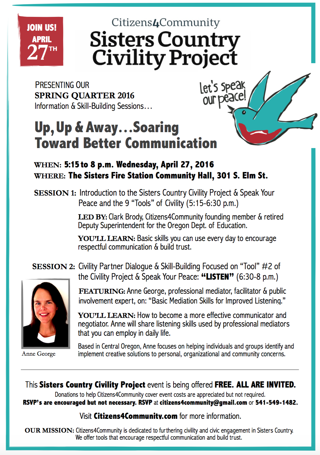 To view the full-size flyer, click     HERE     or on the image above.