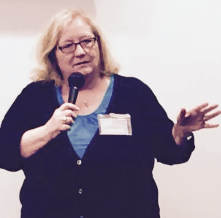 Cynthia now speaks to women and groups throughout Greater Cleveland, helping them understand how to assist women reentering our community from prison.