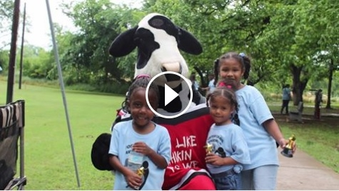 Chick-fil-A of Waxahachie created this video to share more of the SWAGG story.