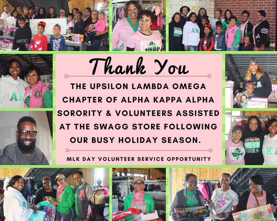 Alpha Kappa Alpha Sorority & Volunteers assisted at the SWAGG Store.jpg