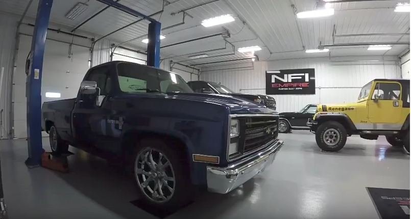 Inside NFI Empire's Showroom - Click to view video