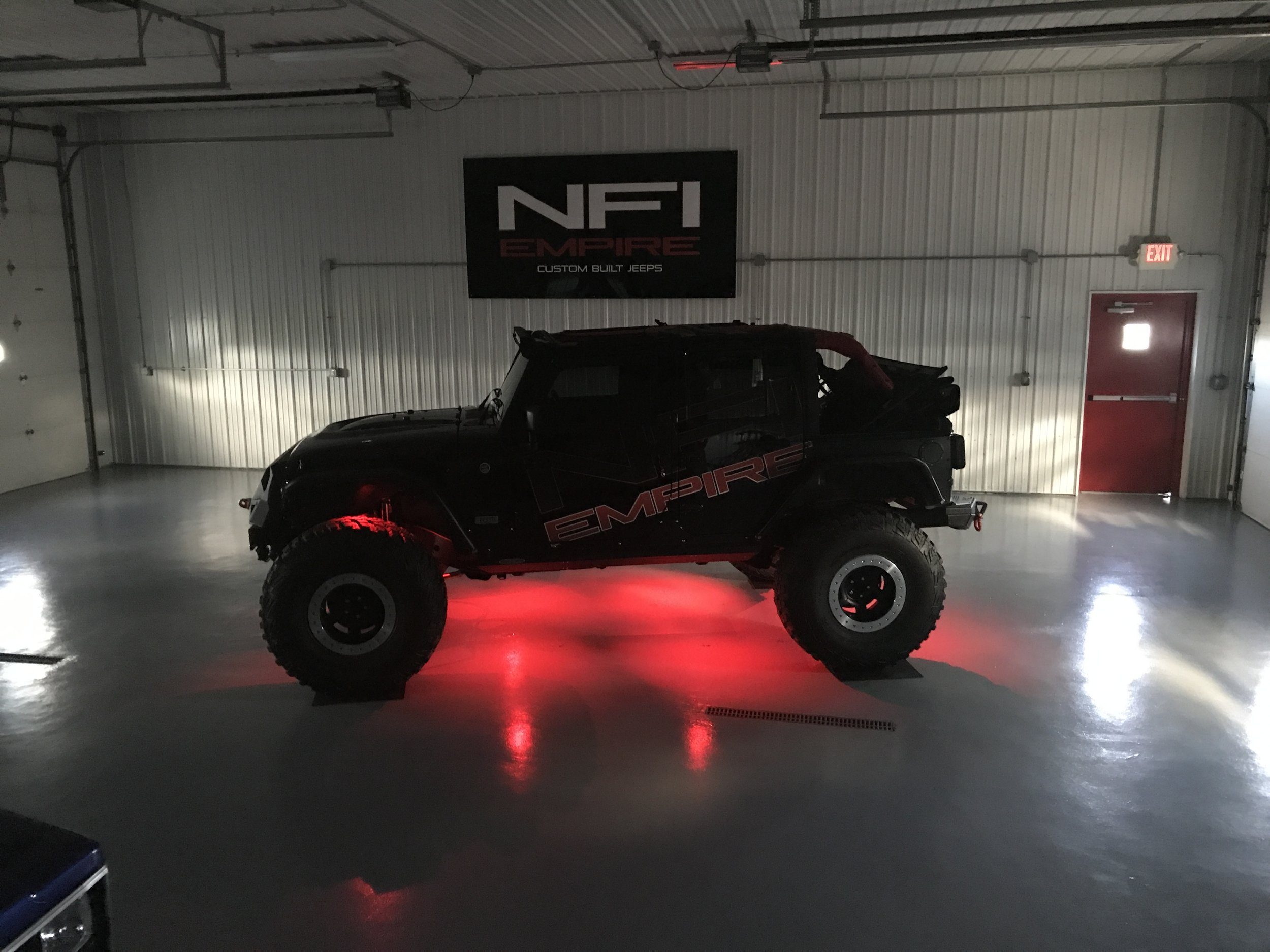 Copy of Lifted Jeep