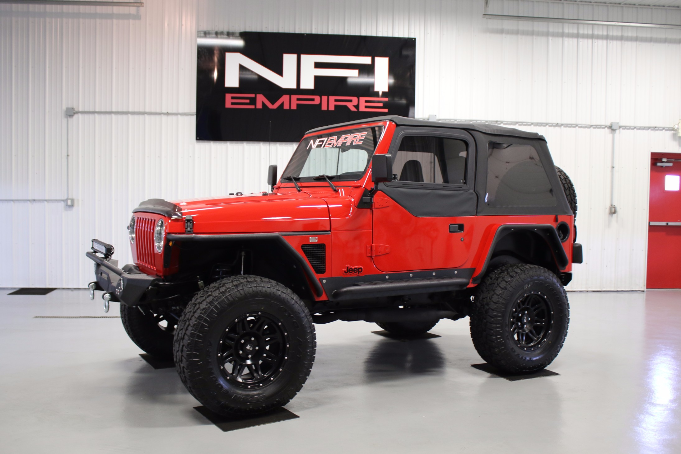 LS Swap Jeep - Click to View Build