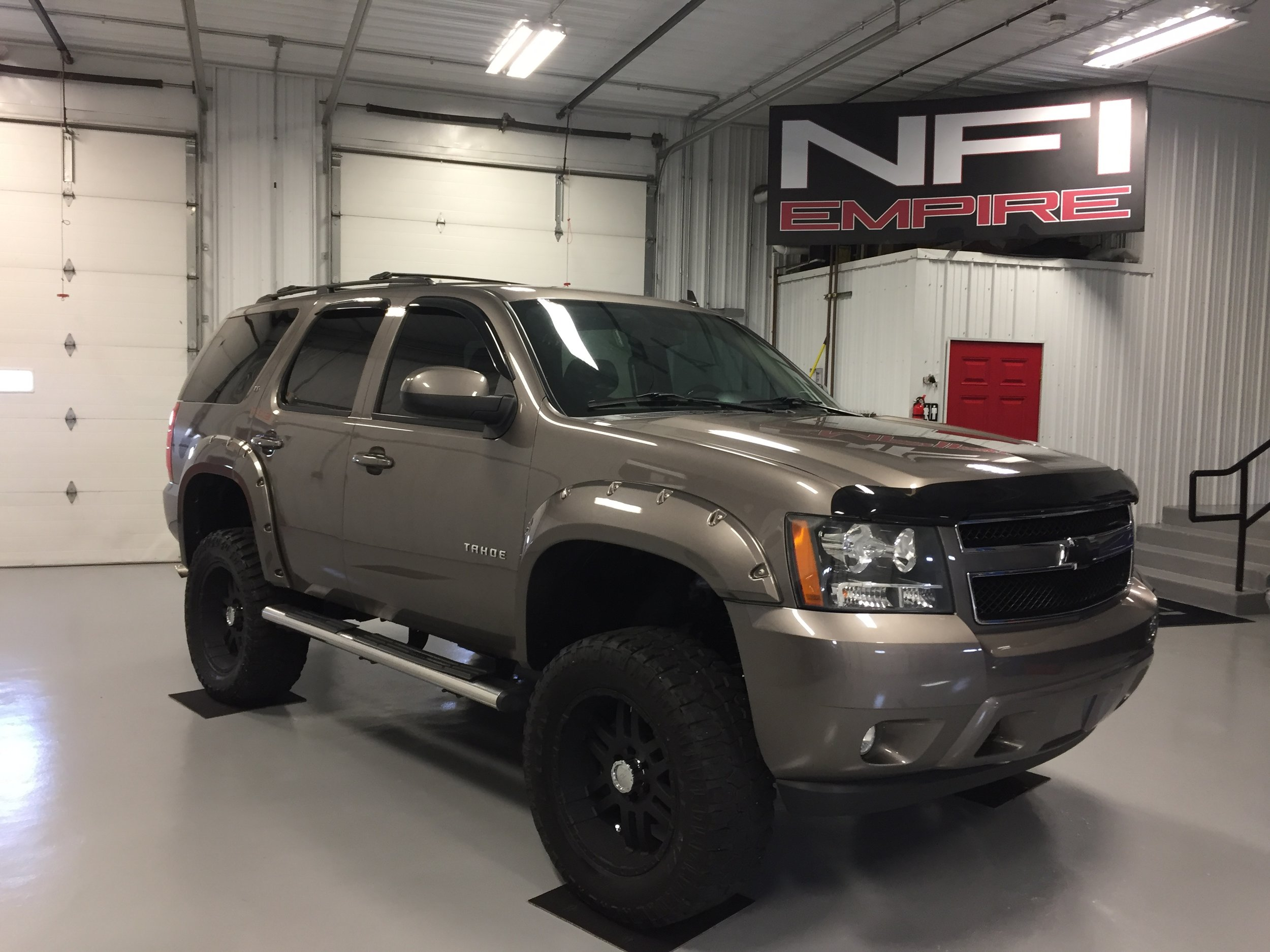 Lifted Tahoe - Lifted SUV