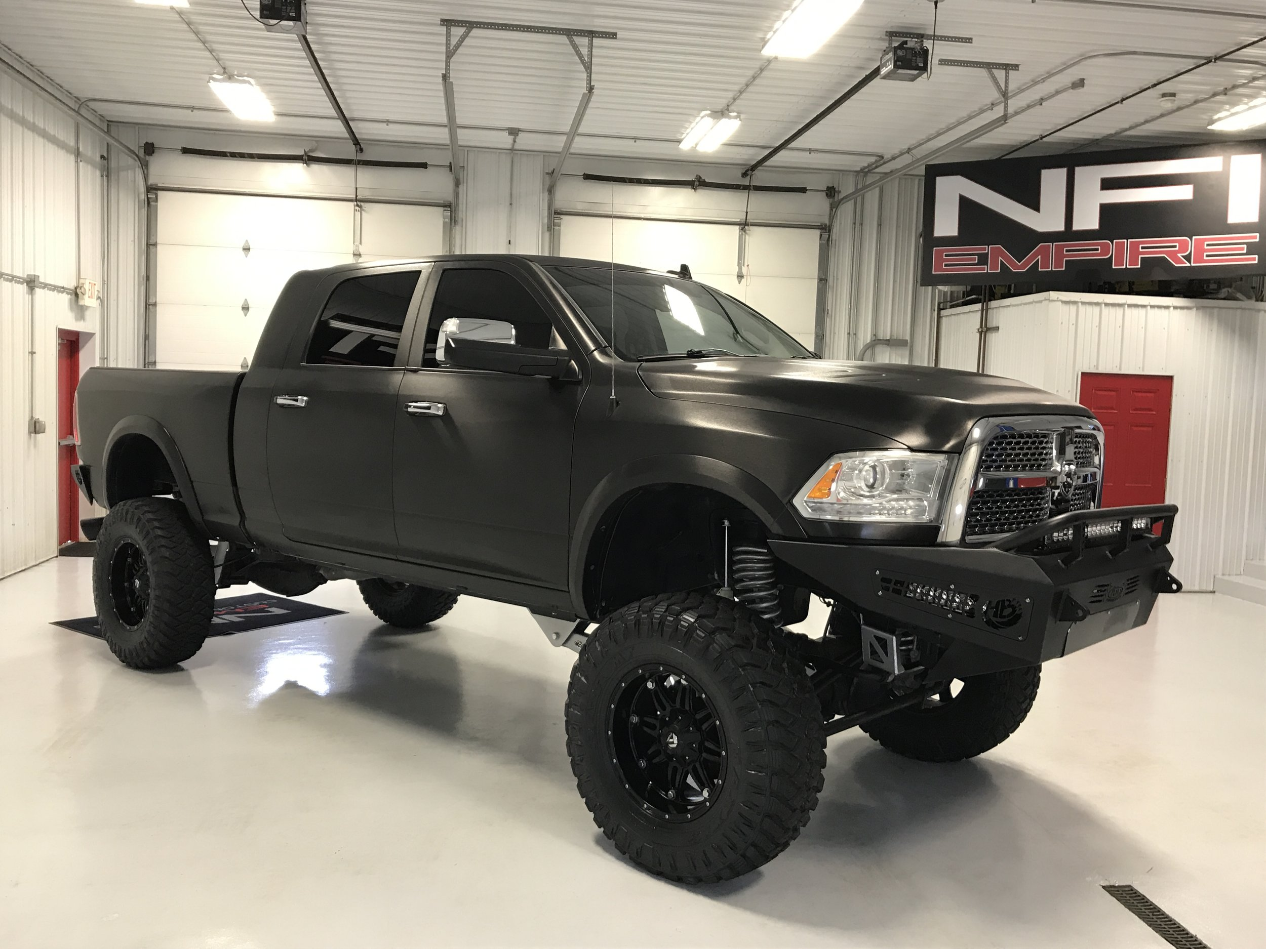 Lifted Truck, Lifted Dodge Mega Cab