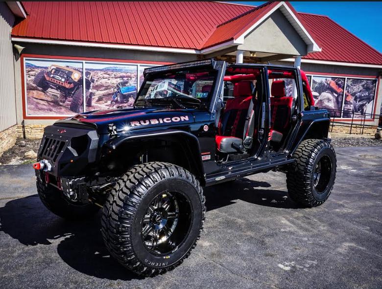 NFI Empire Jeep -* Click to View Build