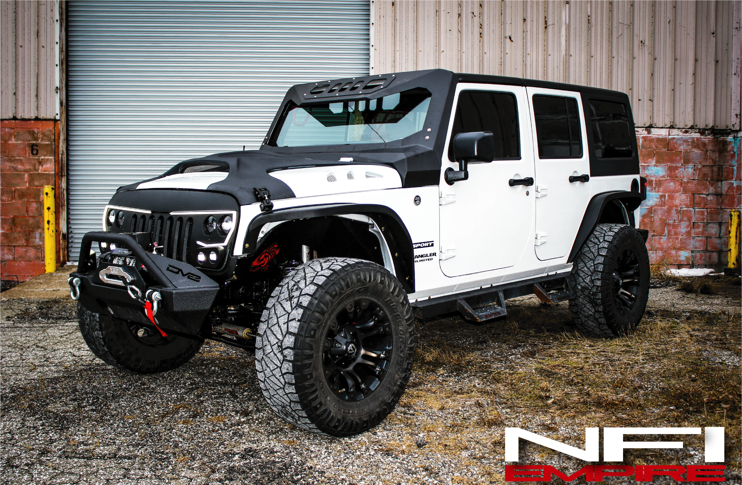 The Destroyer Jeep - *Click to View Build