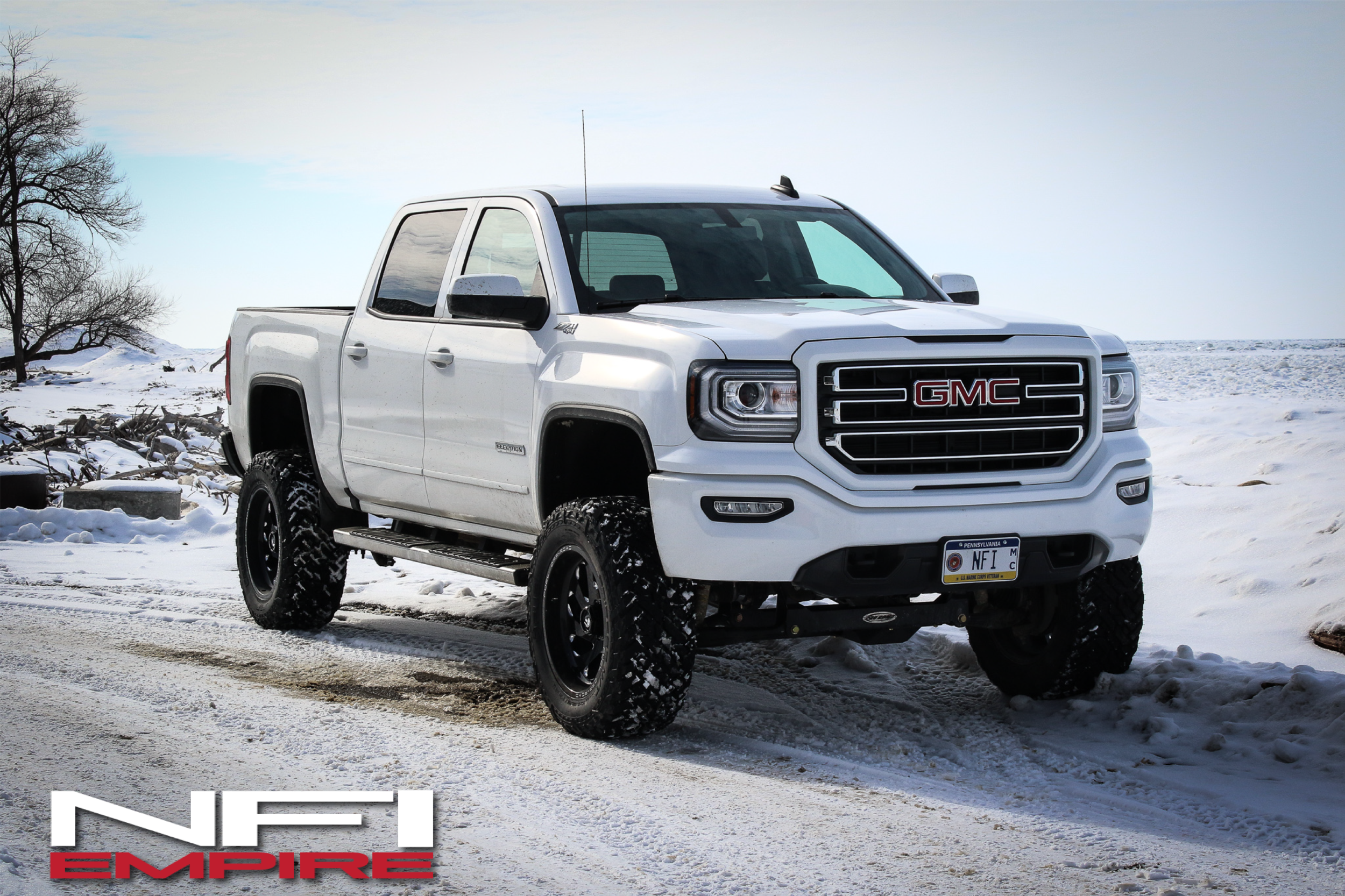GMC Build - Click to View
