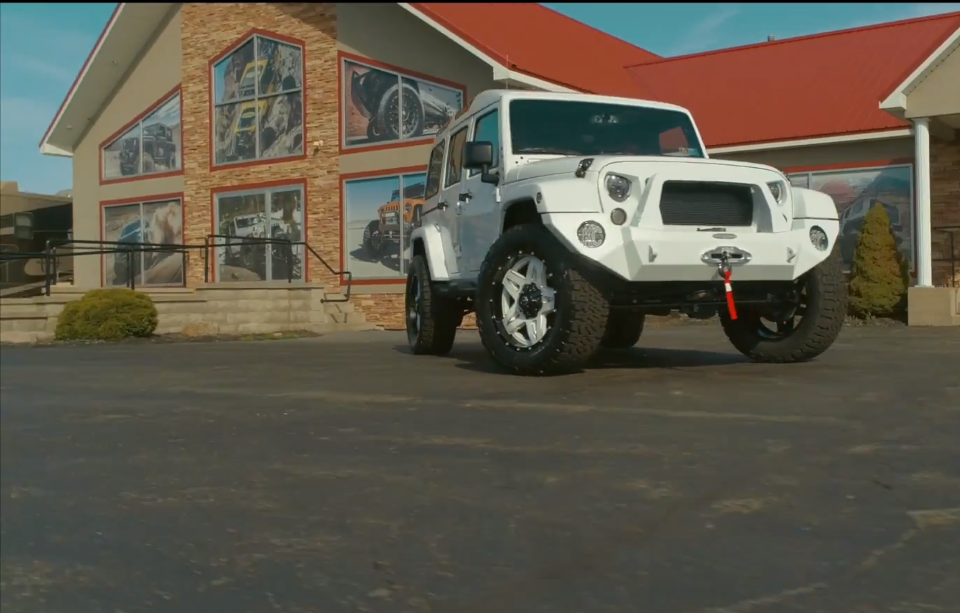 Jeep Reveal - Click to View