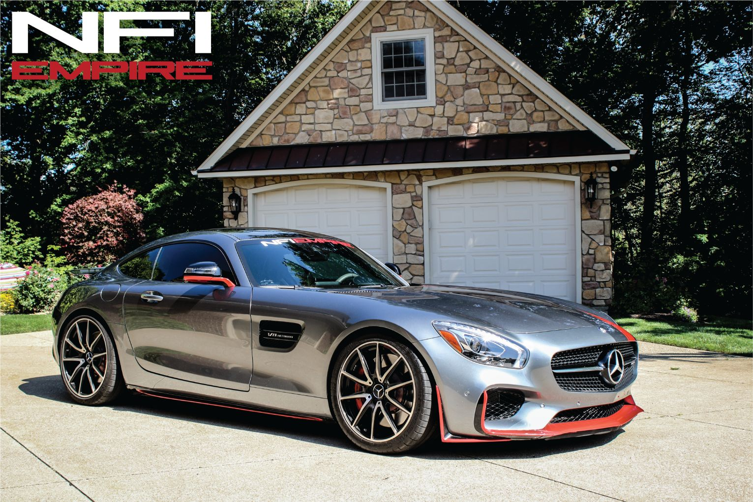 2016 Mercedes AMG GTS Edition 1 - *Click to View*