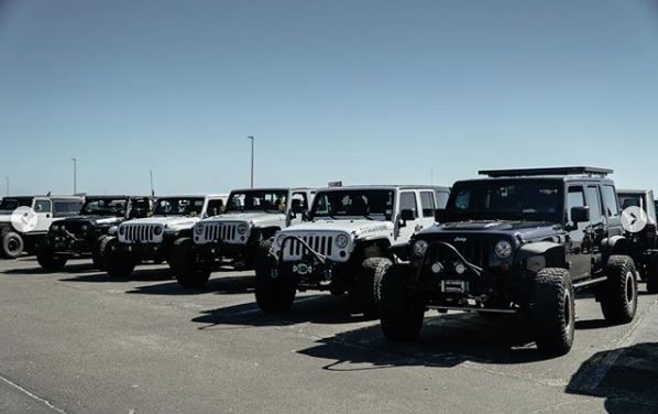 More JEEPS in the showcase!!