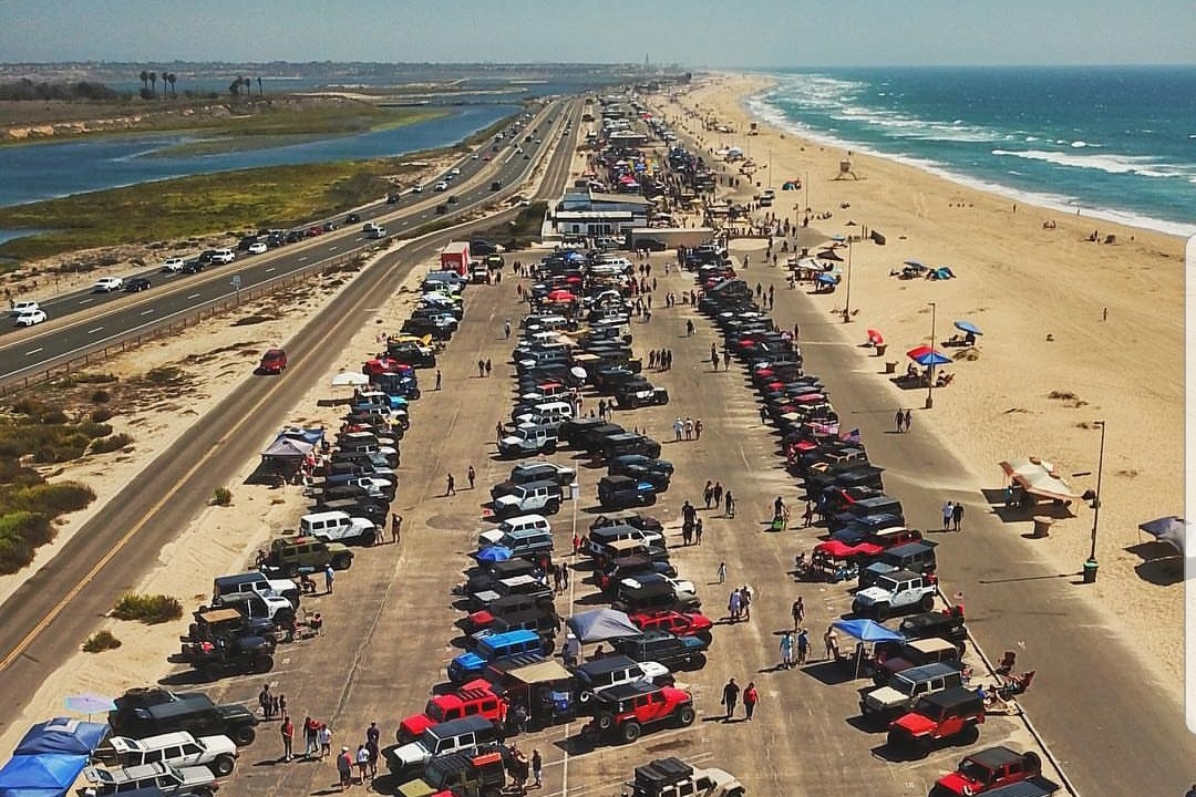 Huntington Beach Jeep >> Kmc Jeep Bash