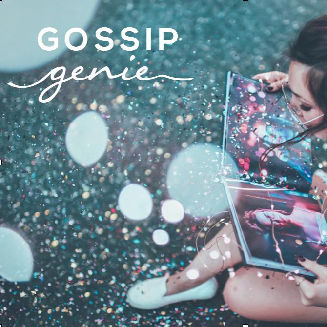 Gossip Genie · Brand Design
