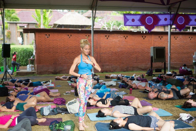 Tymi Howard - Telluride Yoga Festival