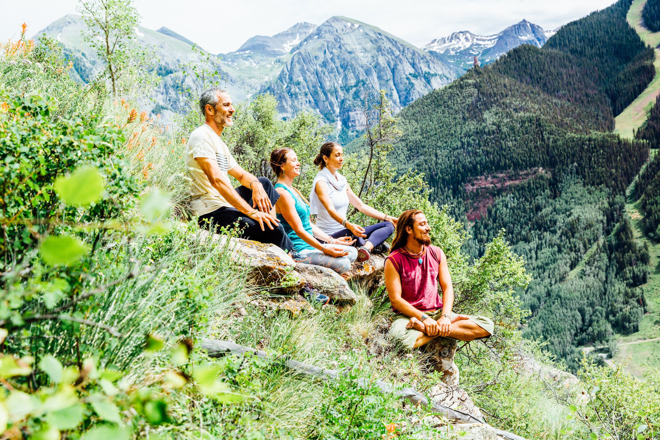 Find Yourself in Telluride July 19-22, 2018         Learn More