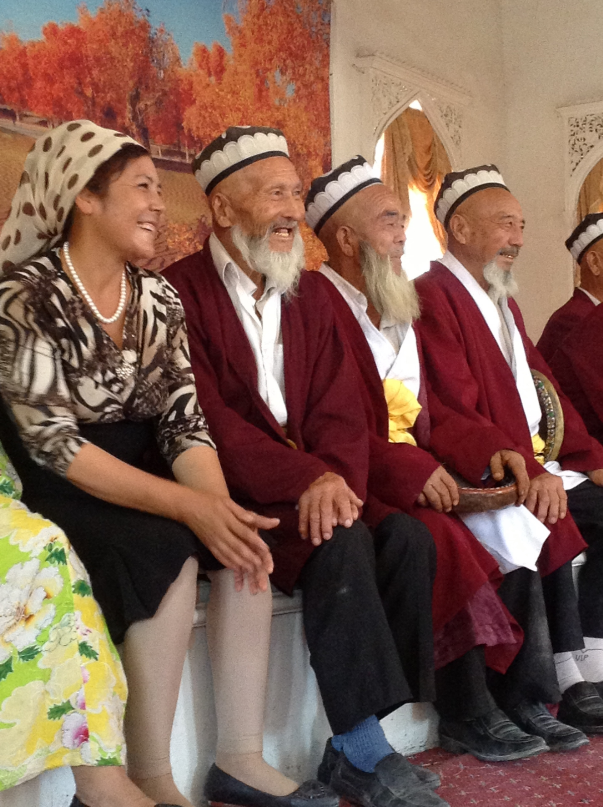 laura en china - china uygur