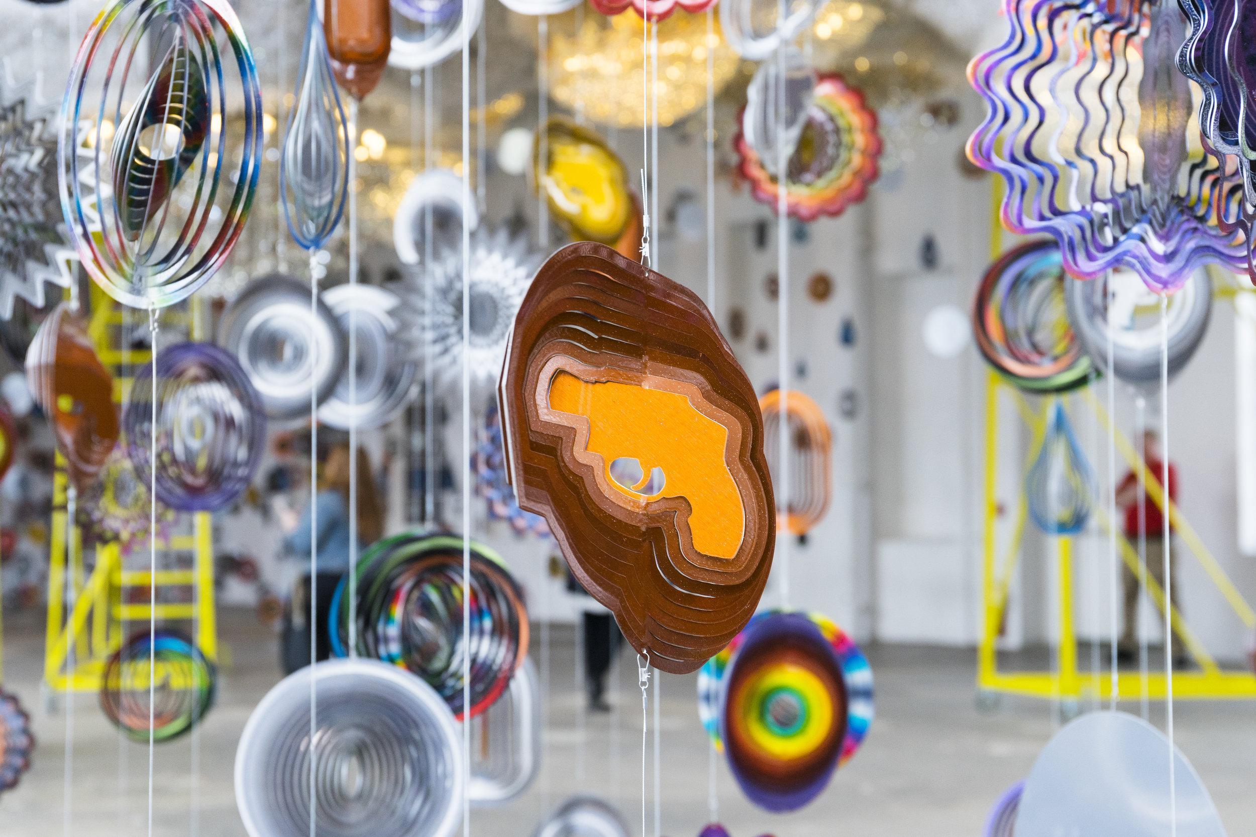 Nick Cave   Until  (installation view), 2016  MASS MoCA