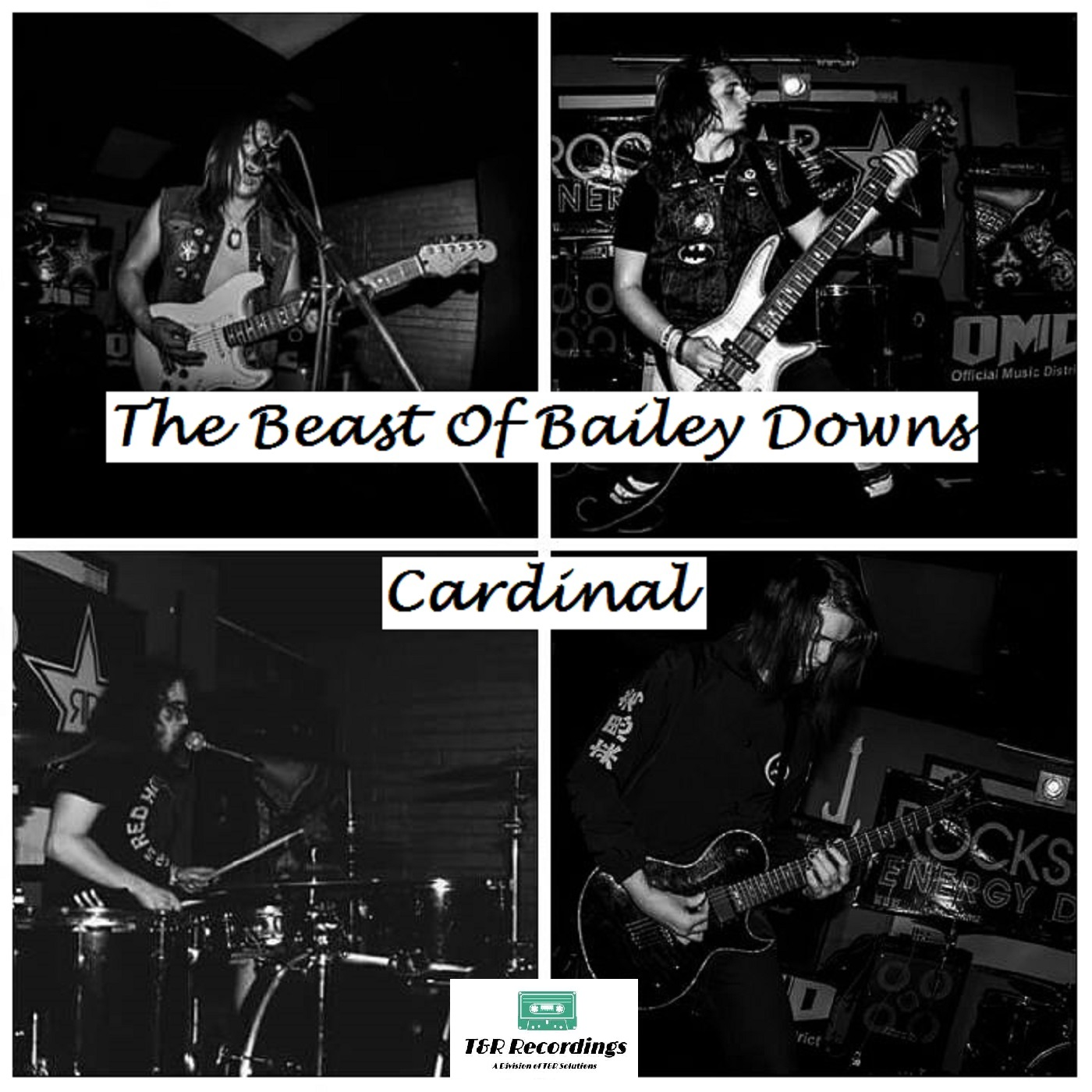 T&R Recordings Release: The Beast Of Bailey Downs Cardinal Single
