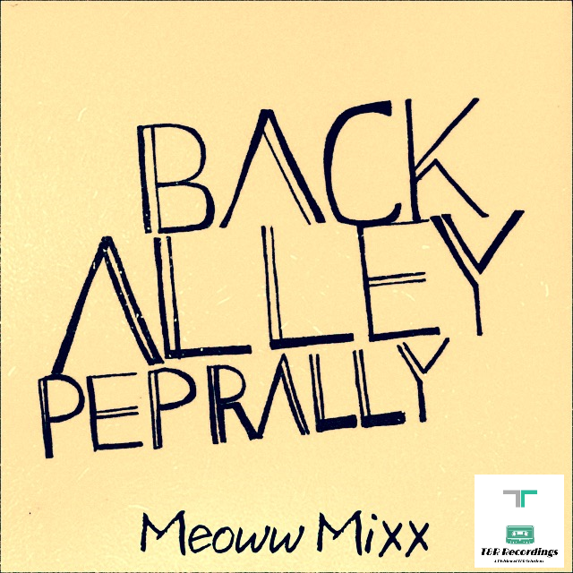 T&R Recordings Artist: Back Alley Pep Rally 'Meoww Mixx' (Single) Release