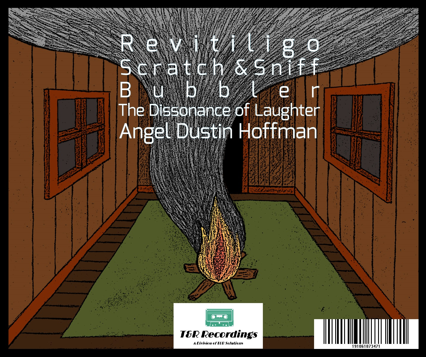 T&R Recordings Artist: Beau (I Guess...) Digital EP Back Cover