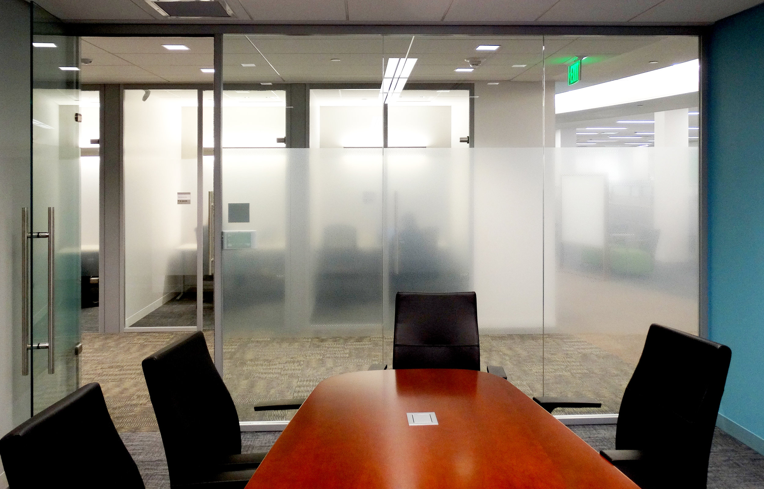 Litespace Aluminum Framed Glass Conference Room Front - Spaceworks AI.jpg