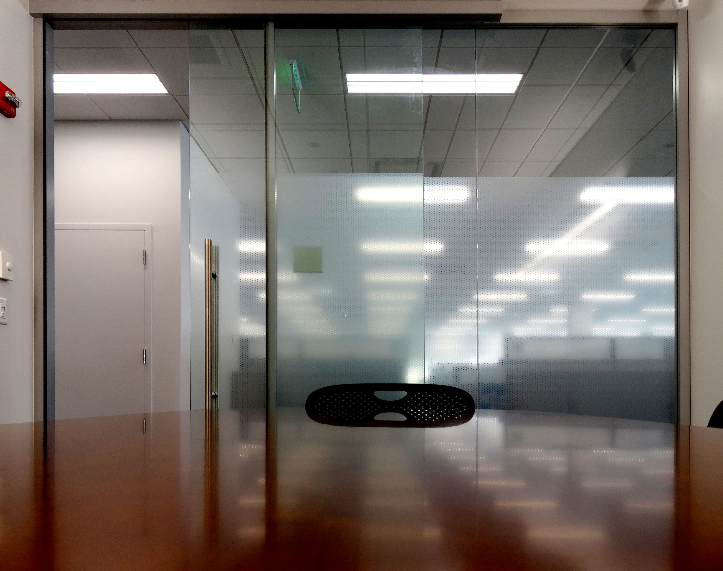 Litespace Frameless Glass Conference Room Wall Sliding Door - Spaceworks AI.jpg