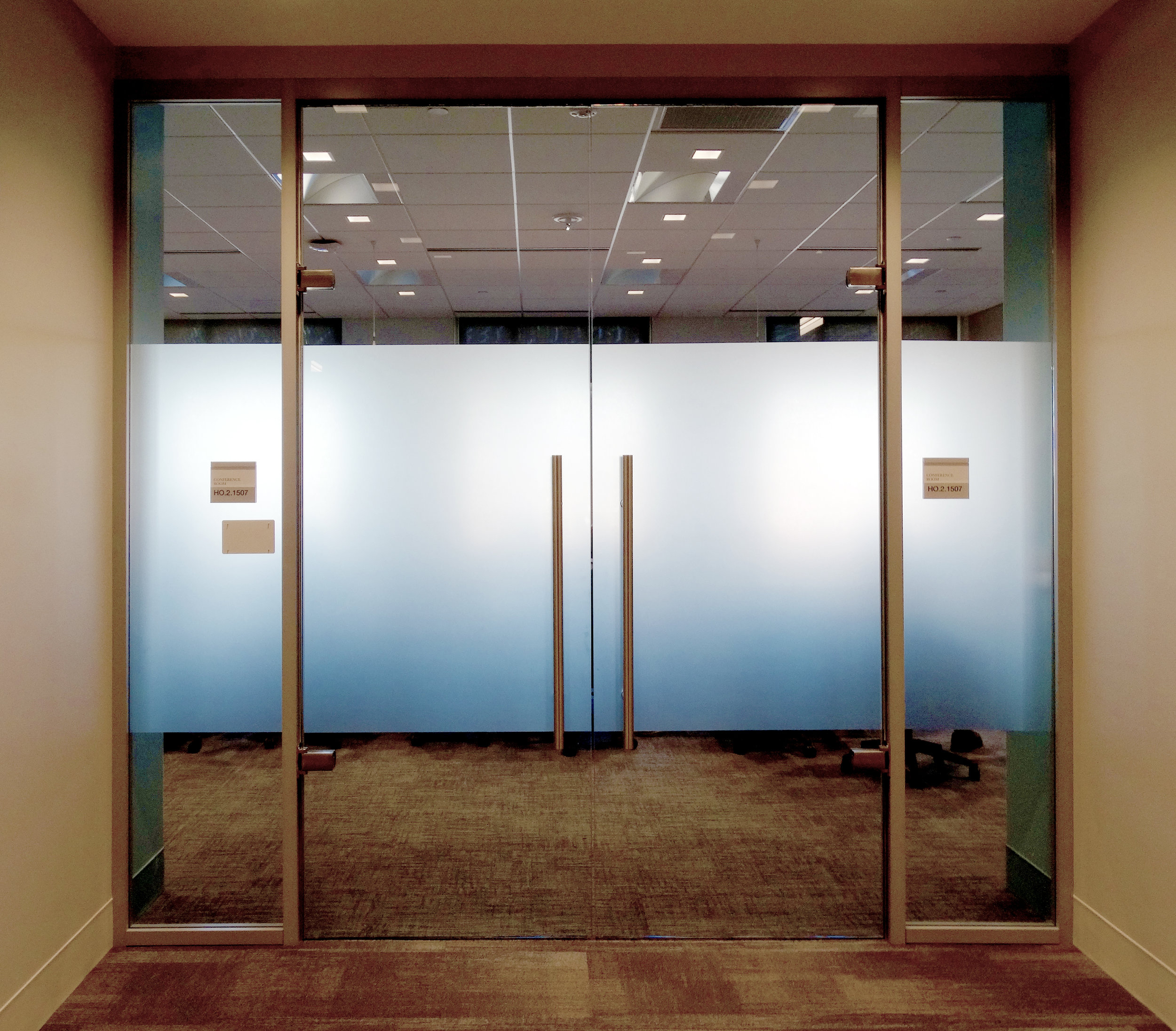 Litespace Frameless Glass Double Door Film Entry - Spaceworks AI.jpg