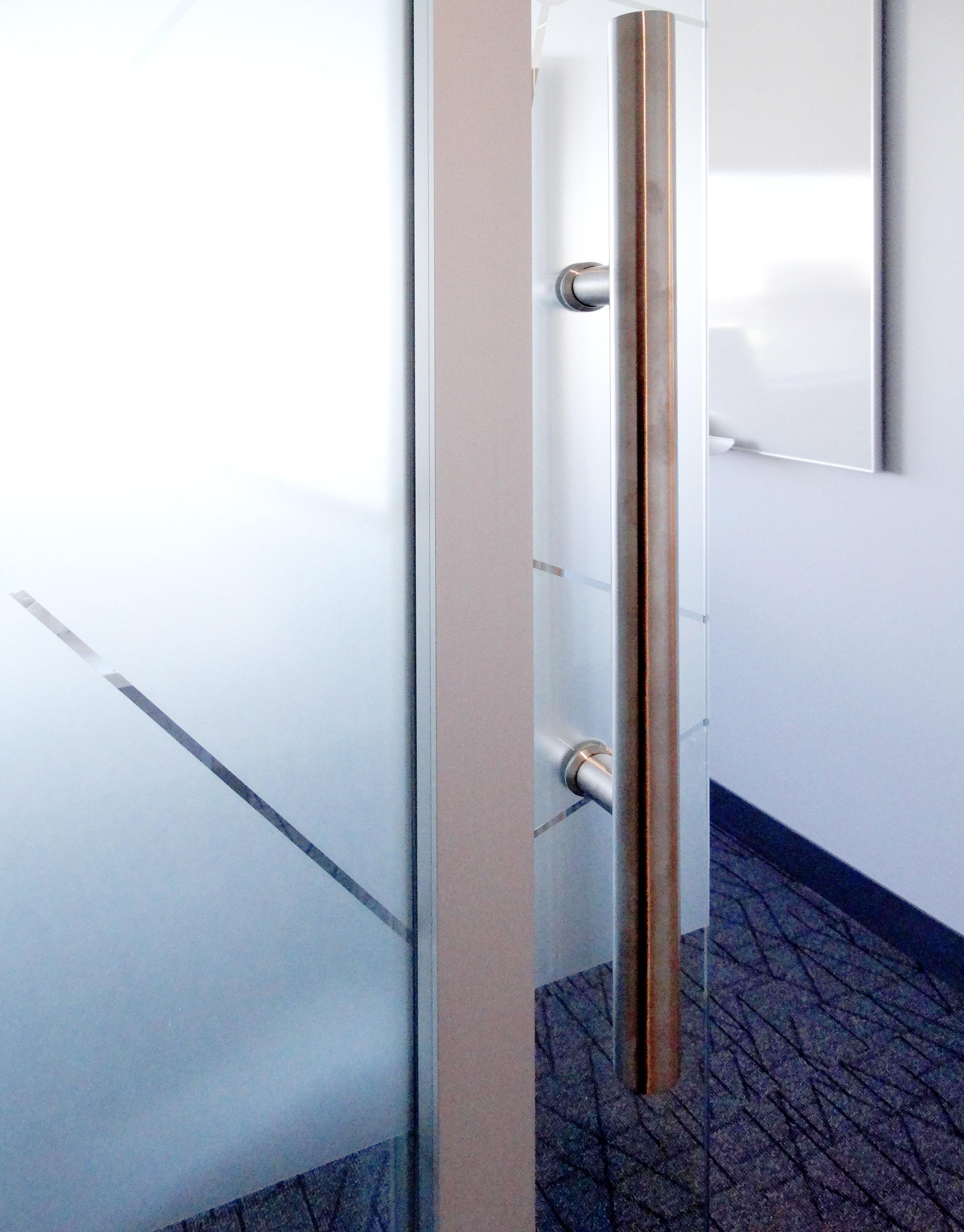 Litespace Frameless Glass Sliding Door Ladder Pull - Spaceworks AI.jpg