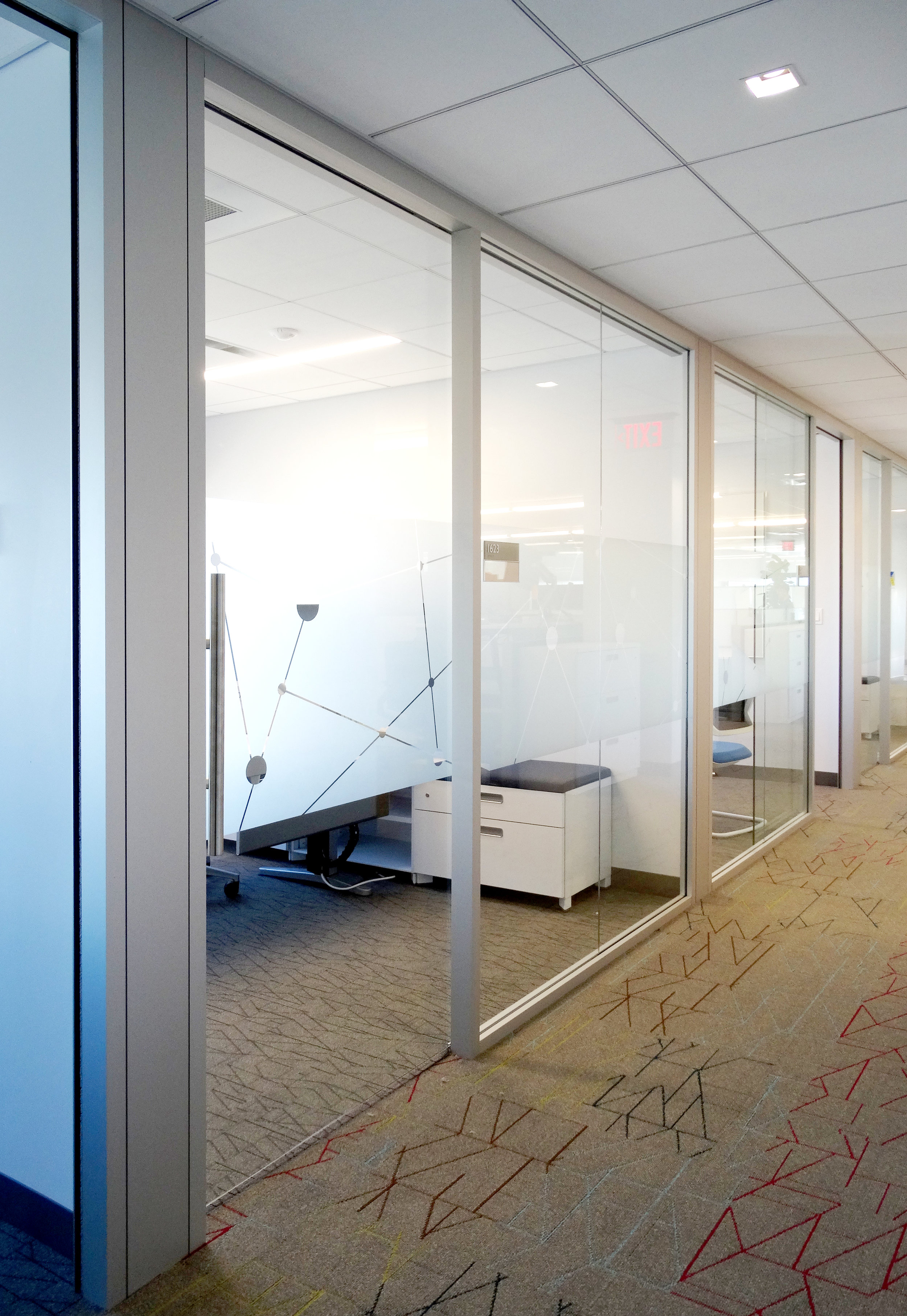 Litespace Glass Office Wall Frameless Glass Sliding Door - Spaceworks AI.jpg