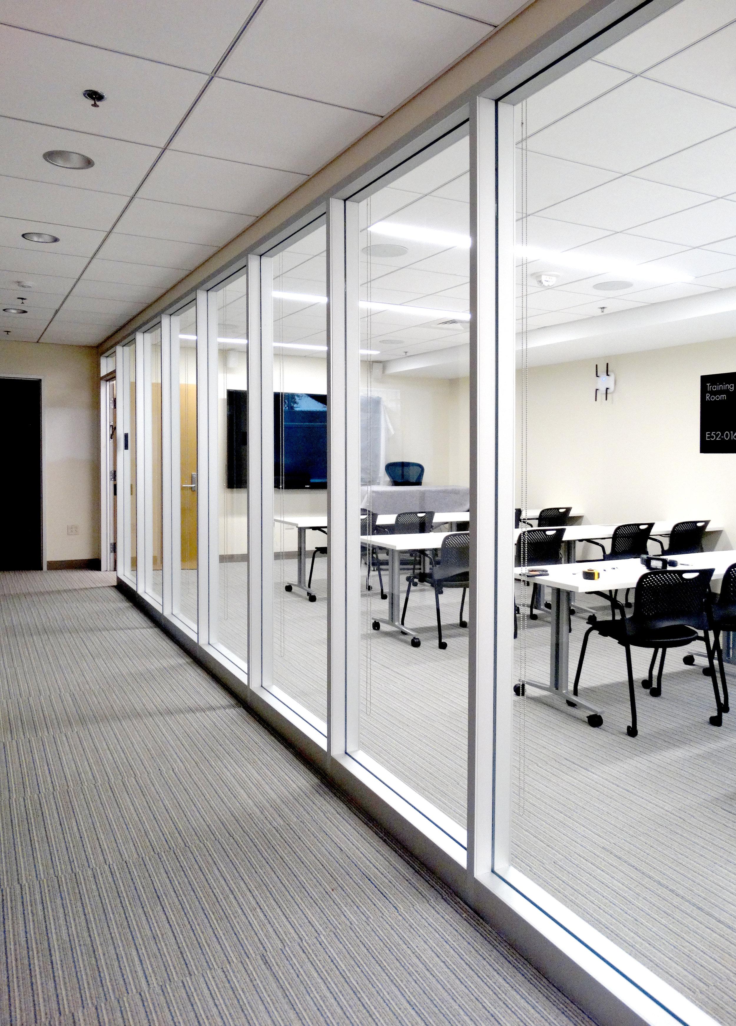 Encase Aluminum Framed Glass Wall Vertical Mullions - Spaceworks AI.jpg