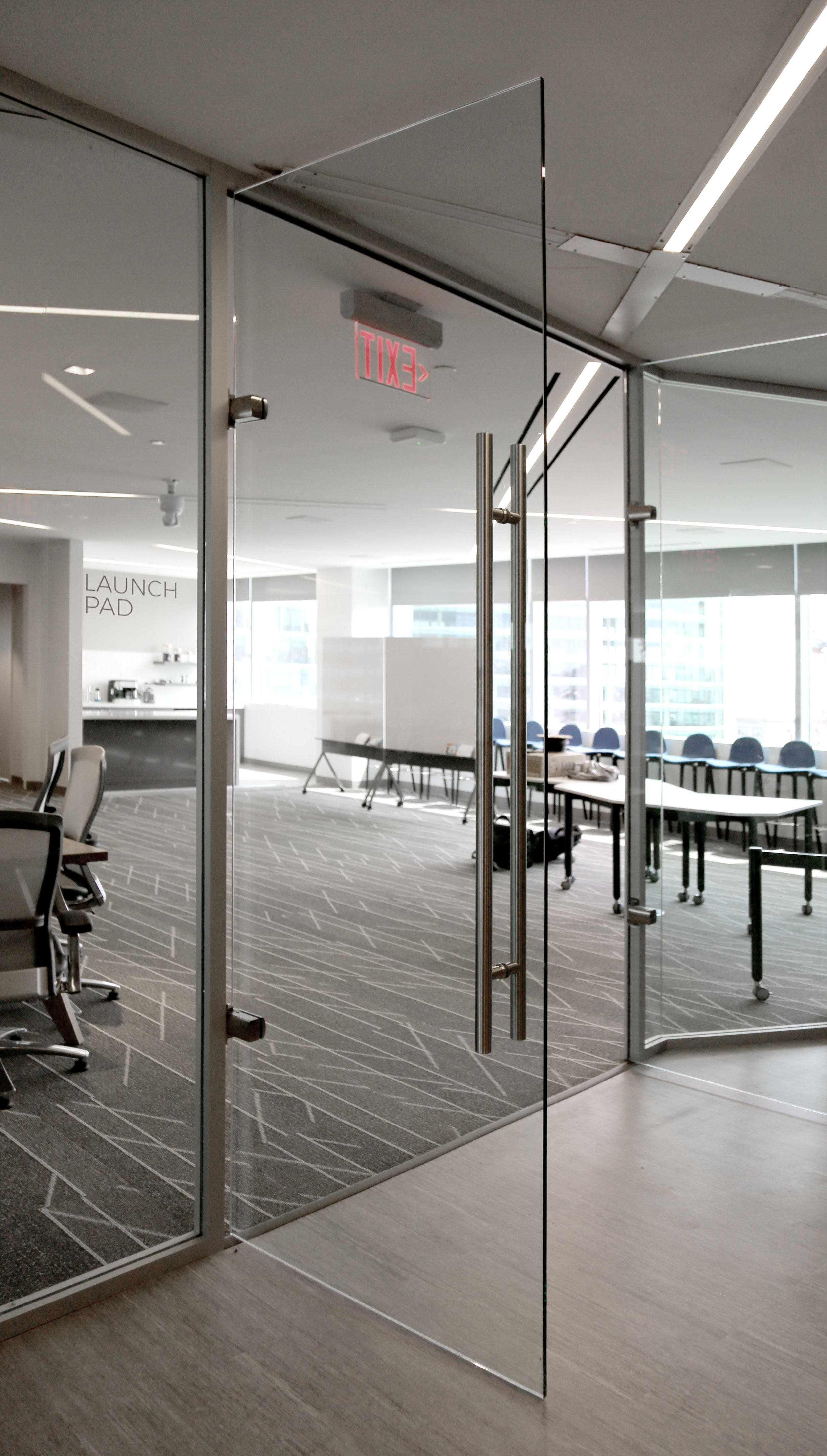 Litespace Aluminum Glass Entry Wall Glass Doors - Spaceworks AI.jpg