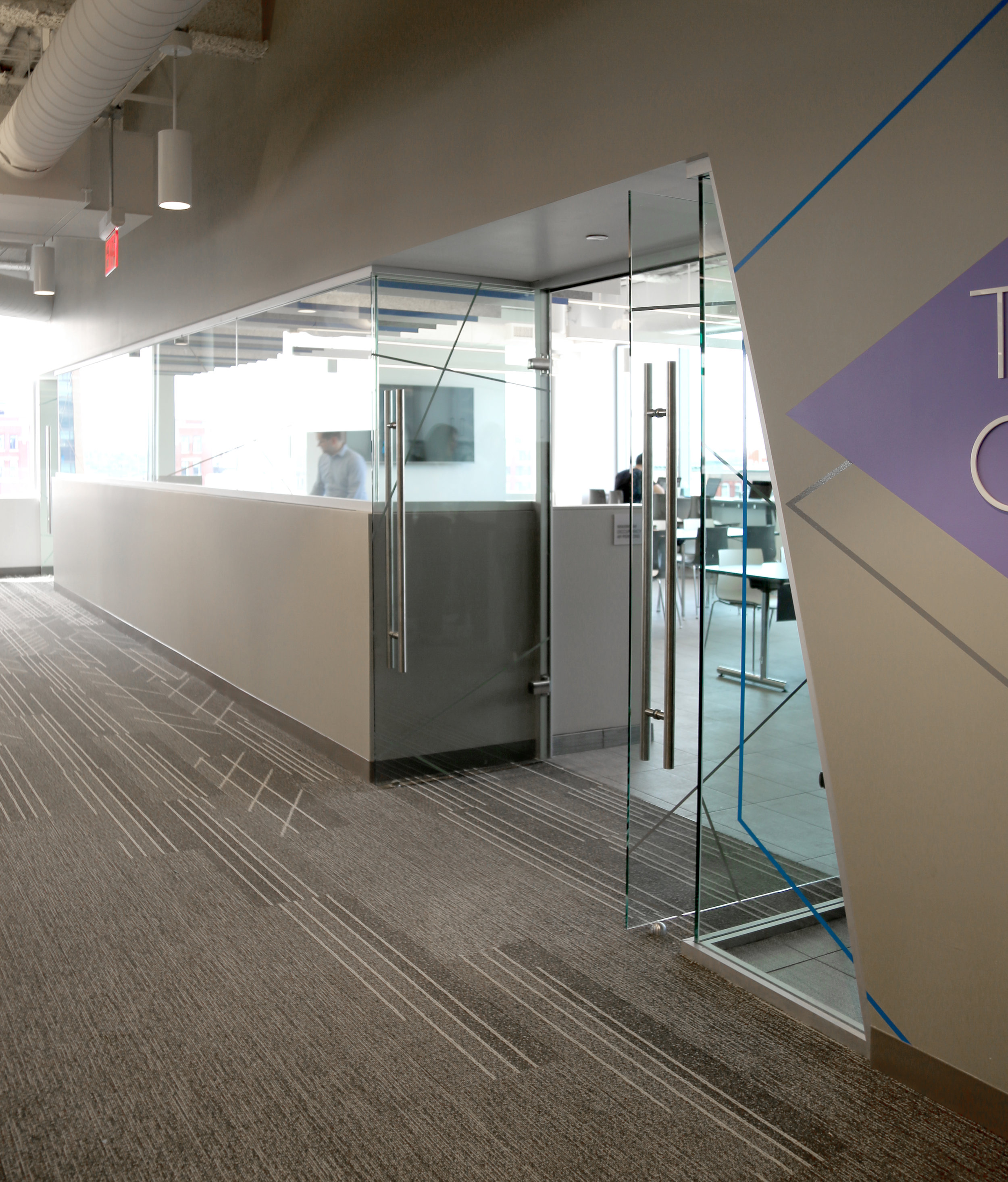 Litespace Trapezoid Glass Angled Wall Demountable System - Spaceworks AI.jpg